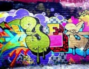 Актуальная идея для бизнеса - реклама в виде граффити