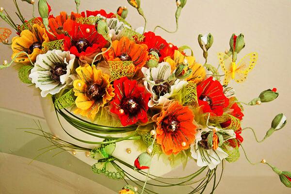 бизнес магазин цветов