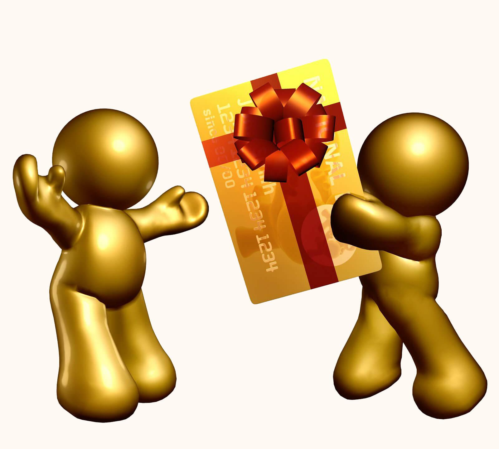 Подарочная кредитка